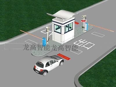 通知一体机抓拍识别,直接接入一体机的外触发输入; (3)信息显示屏